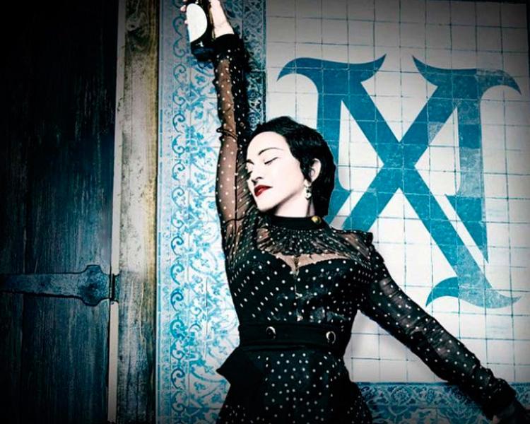 """Madonna E Swae Lee Encontram-se Em """"Crave"""" Do álbum 'Madame X'"""