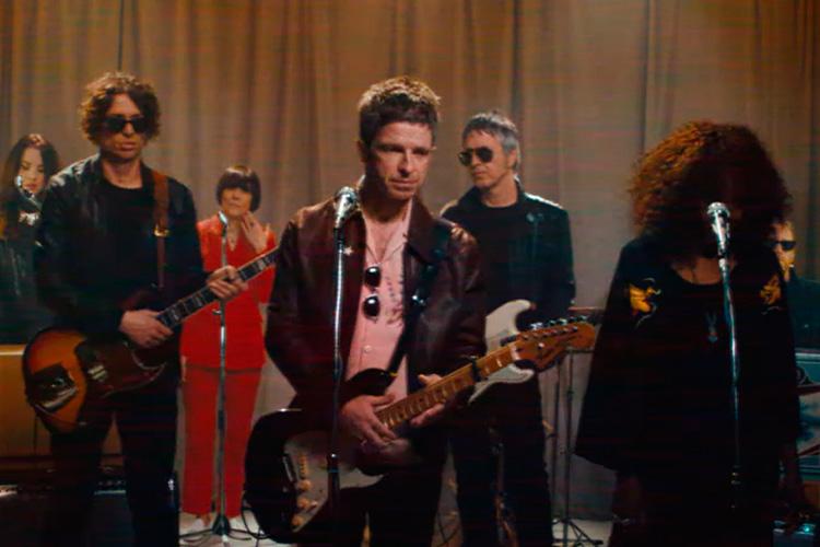 Noel Gallagher Volta No Tempo E Aparece Num Show De